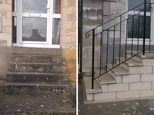 STEPS PROJECT, CORSHAM