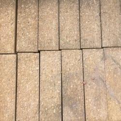 Oatfield Golden Solid Brick
