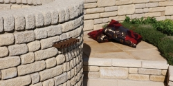 Countrystone walling - Buff